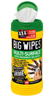 Big Wipes multi surface